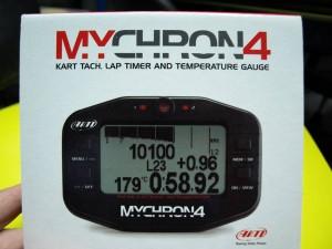 AIM Mychron$